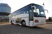 Поездки из Донецка на Ростов на комфортном автобусе с официальным пере