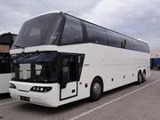 Пассажирские перевозки в РОСТОВ из Донецка на комфортном автобусе
