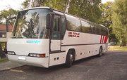 Пассажирские перевозки в МОСКВУ из Донецка на комфортном автобусе.
