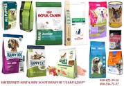 Зоотовары с доставкой в Донецке,  корм для собак и кошек