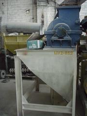 Оборудование предварительного дробления (производительность 1000 кг/ч)