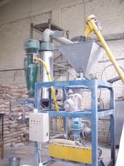 Продам комплекс оборудования технологической линии (250 кг/час).