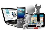 Ремонт,  прошивка,  продажа моб. телефонов,  планшетов,  ноутбуков