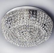 Люстра хрустальная потолочная QH-E1157/6 Стройбаза Проком