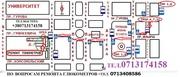 Ремонт тонометров,  ингаляторов,  небулайзеров,  глюкометров в Донецке