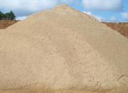 Песок Угледар,  доставка от 20 тонн