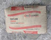 Цемент М500 Д0 CEM I 42, 5 R оптом в мешках,  биг бегах и навалом от 22т