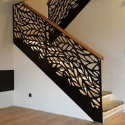 Перила для лестниц в стиле Лофт