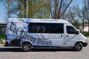 пассажирские перевозки,  трансфер,  заказ микроавтобуса,  авто на свадьбу