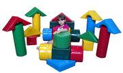 Мягкие модули для детских садиков! Сухие бассейны!